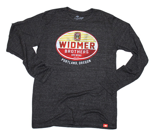 Widmer Brothers Brewing Long Sleeve Shirt - Black