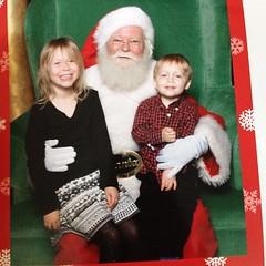 Santa success!!!
