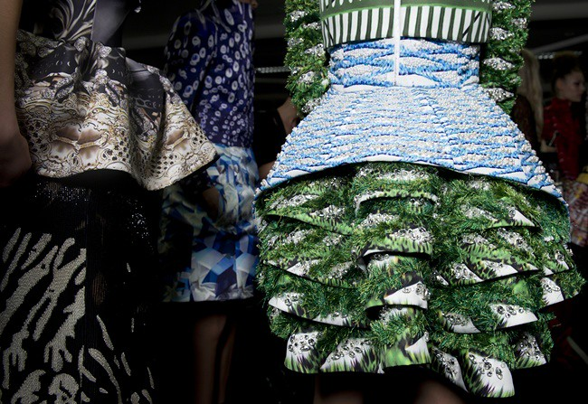 6 Mary_Katrantzou_AW12_Backstage_Look30_and_26_Photographer_Jason _Lloyd-Evans