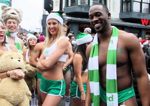 boston santa speedo run 2012 33