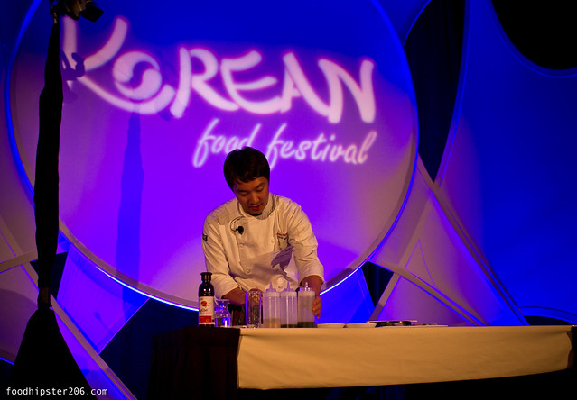 Seattle Korean Food Festival