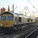66740 + 66746 by Erewash Rail