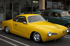 1972 Volkswagen Karmann Ghia coupe - street rod - fvr --- Donut Derelicts 140