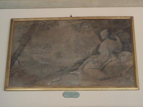 DSCN4708 _ Donna, Donato Creti, Palazzo D'Accursio (Palazzo Comunale), Bologna, 18 October