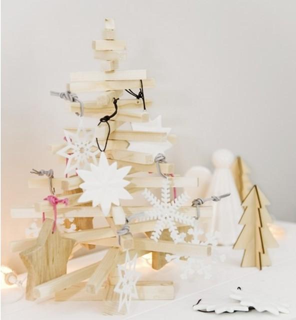decoración navideña de estilo nórdico (1)