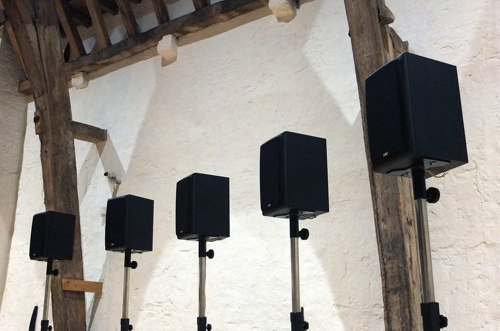 The Forty Part Motet by Janet Cardiff