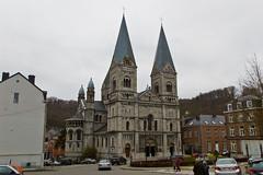 Spa - Église Notre Dame et Saint Remacle