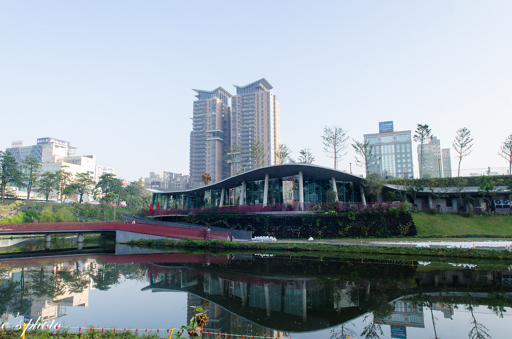 台中 秋紅谷生態公園