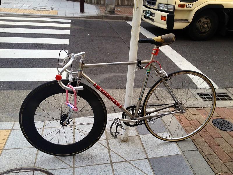 自転車1032