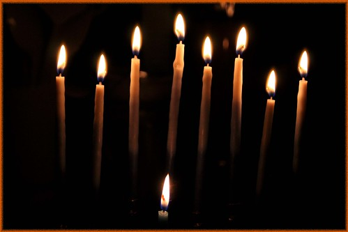 The Candles Were Burning Brightly by ShellyS