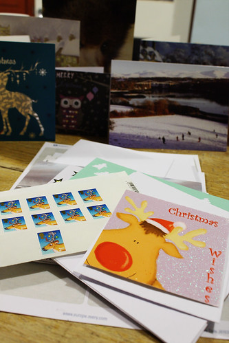 Christmas Cards by Helen in Wales