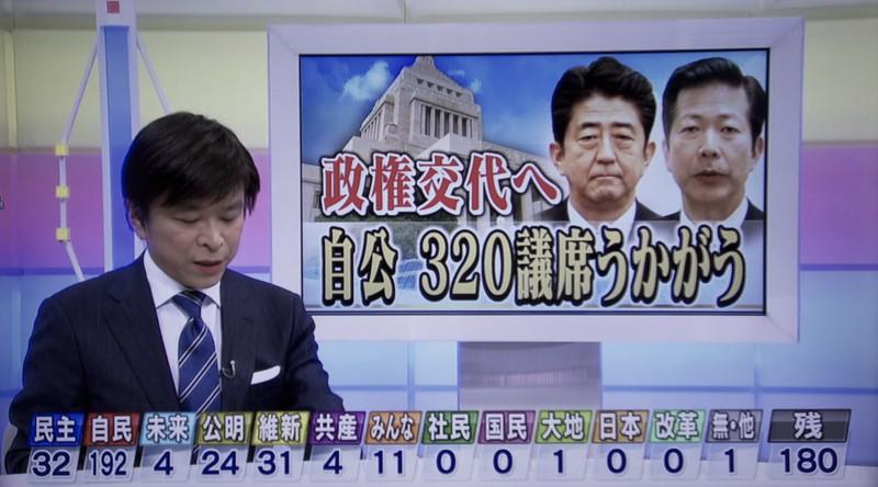 2012-12-16 衆議院選挙