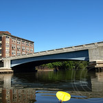 Market Street Bridge over the Passaic River, New Jersey
