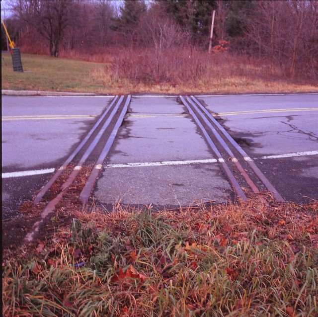 The Tracks Still Cross, Albany County Rail Trail