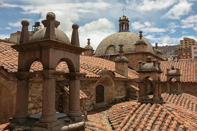 Iglesia de San Francisco, La Paz