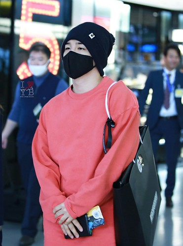 Big Bang - Incheon Airport - 27nov2015 - Urthesun - 01