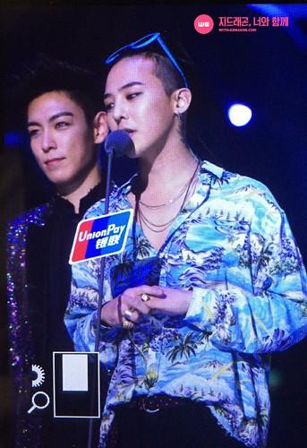 Big Bang - MAMA 2015 - 02dec2015 - With G-Dragon - 05