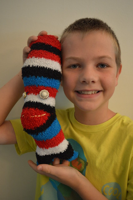 Sock Monster 2