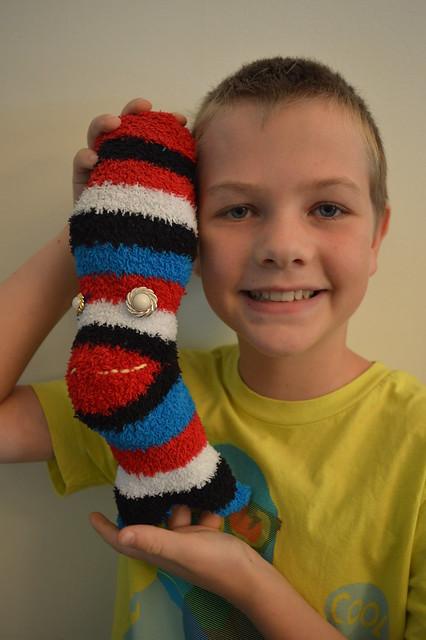 Sock Monster 2