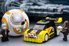 "BB-8 : ""We're going rally-ing instead of podracing!"""