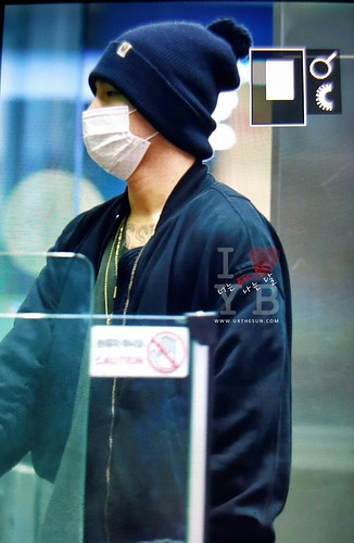 Big Bang - Incheon Airport - 03dec2015 - Urthesun - 02