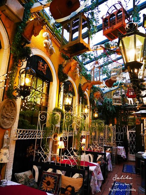 奧地利維也納餐廳推薦Marchfelderhof restaurant紅頂商人 (11)