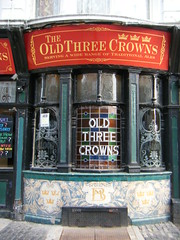The Old Three Crowns public House, Bolton, Lancash…