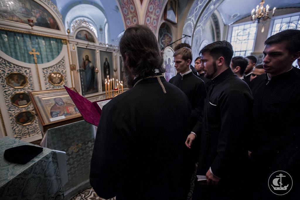 4 сентября 2016, Экскурсия по святыням Петербурга / 4 September 2016, Excursion to the Holy sites of St. Petersburg