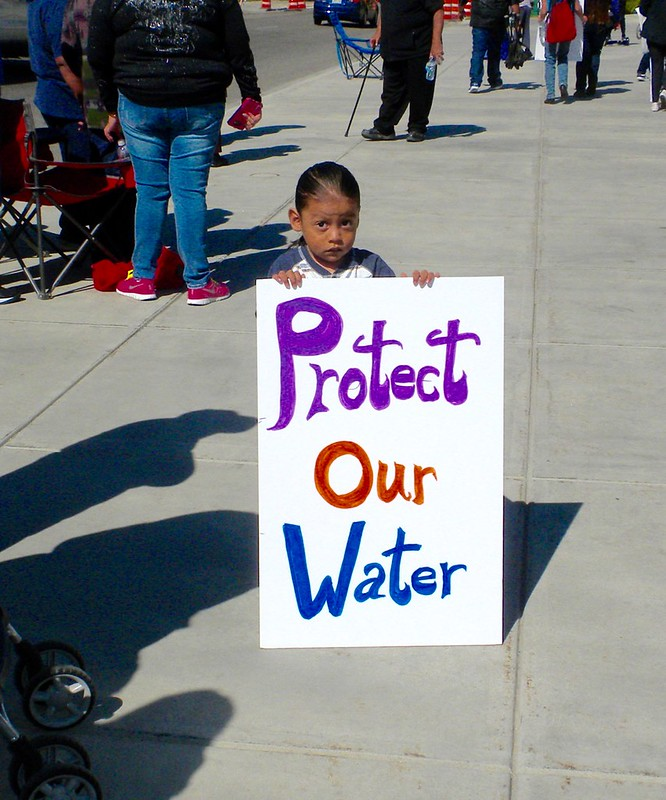 Boise, ID CNV Action 2016 - Water is Life (3)
