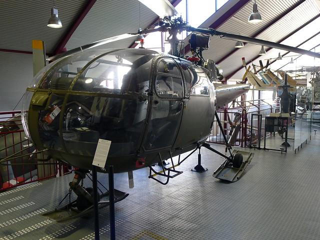 Aérospatiale SE.3160 Alouette III