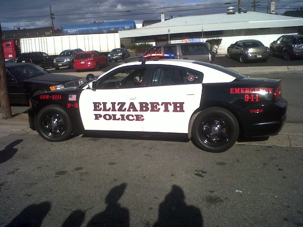 Elizabeth (NJ) Police- Dodge Charger