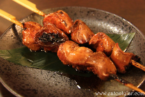 Chicken Liver, Kushiyaki Kuni