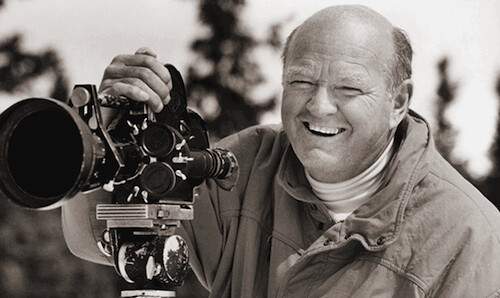 Filmmaker Warren Miller (Warren Miller Freedom Foundation)
