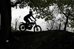 VMCC Motor Cycle Trials Evenet - Sunday 4 November 2012