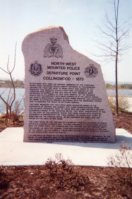 NWMP Collingwood
