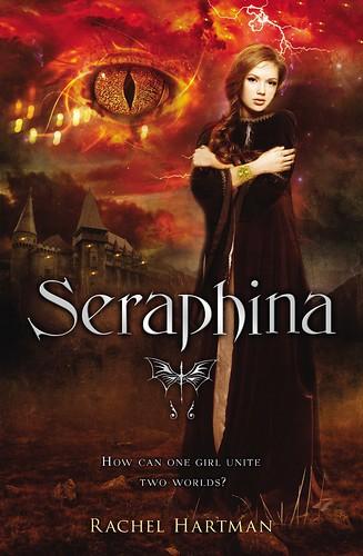 Seraphina UK Cover