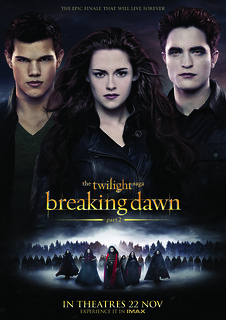 Breaking Dawn Part 2(Promo)(A4 Poster)