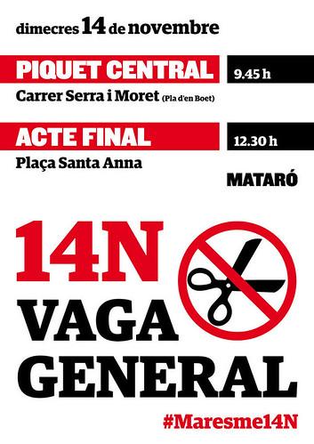 maresme #14n vaga general 2012