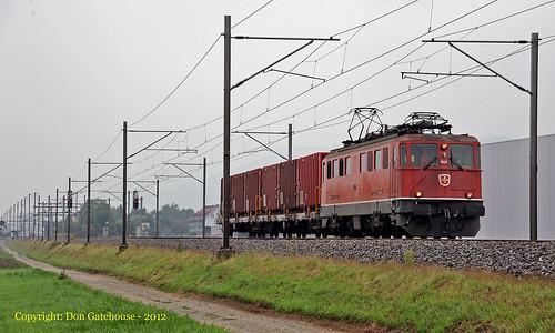 schweiz switzerland suisse sbb svizzera solothurn cff olten eisenbahnen 11426 sbbcargo ae66