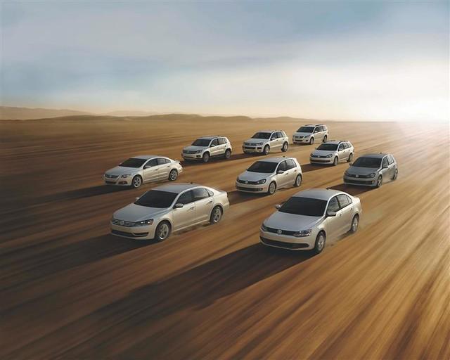 Volkswagen Gama 2013