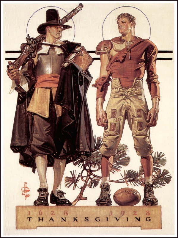 leyendecker thanksgiving 2