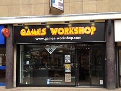 Picture of Games Workshop, 2 Norfolk House, Wellesley Road