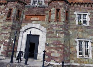 Immagine di Cork City Gaol vicino a Cork. city ireland urban building brick stone architecture landscape bars cork political prison jail historical gaol prisoner imprisonment corkcitygaol
