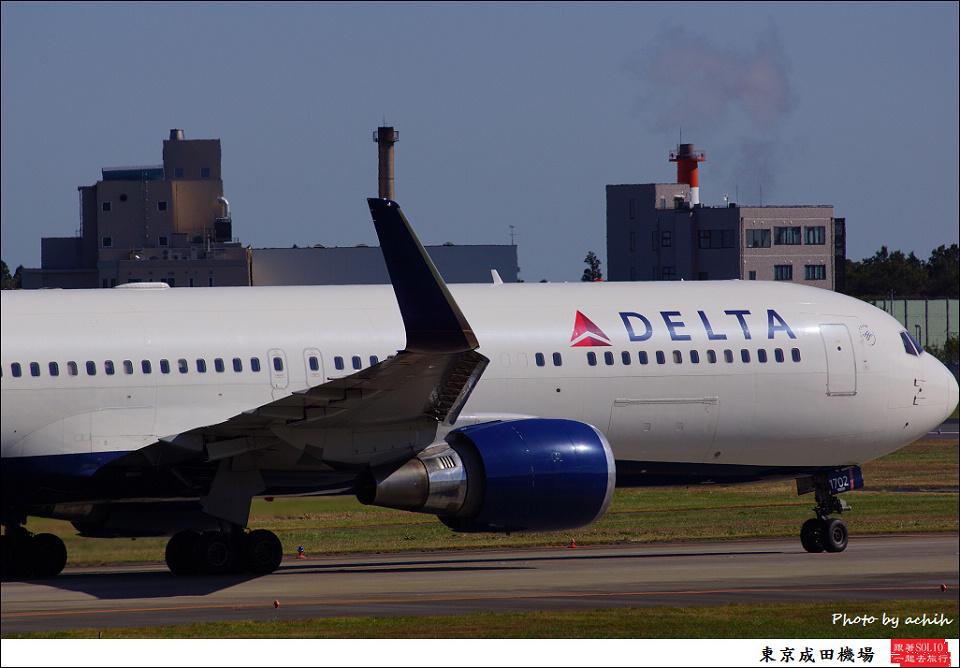 Delta Air Lines / N172DZ / Tokyo - Narita International