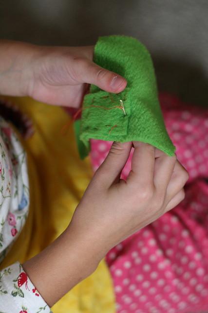 lily sews