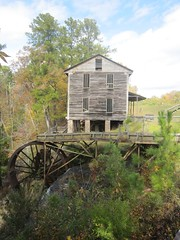 3. The Mill  and Millwheel