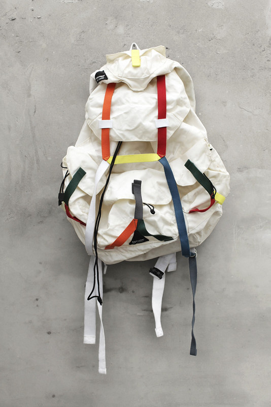 Tuukka13 - Non-Black Backpack Inspiration - Raf Simons X Eastpak SS2008 Backpack