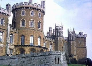 Belvoir Castle - Aug 73