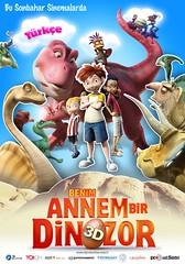 Benim Annem Bir Dinozor - Dino Time (2012)