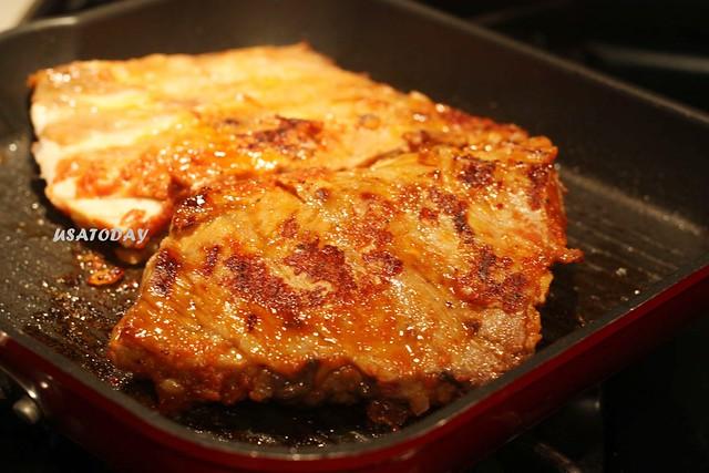 香烤豬肋排 Oven Grilled pork rib 9